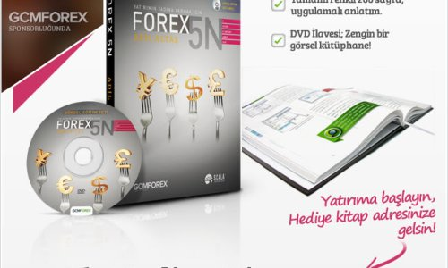 Forex Piyasasının Kitabı Çıktı